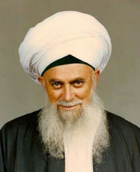 Moulana Shaykh Nazim